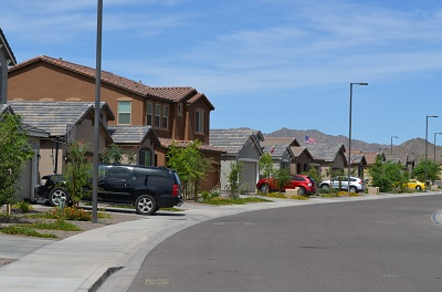 Buckeye Neighborhood of Sienna Hills