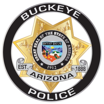 Buckeye Police Badge