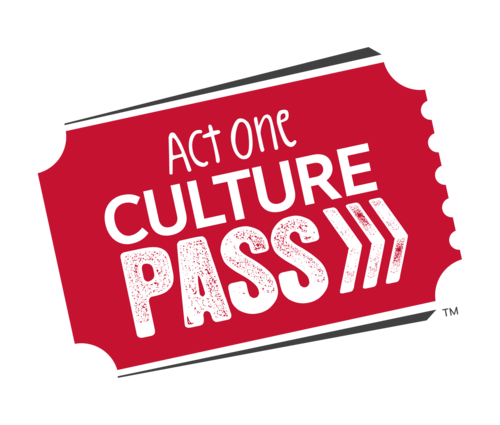 Logo for the Culture Pass program