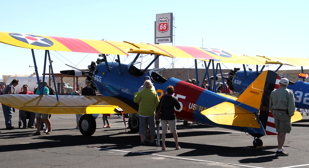 Become a Buckeye Air Fair Volunteer