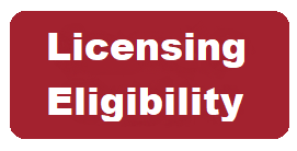 Licensing Eligibility Button