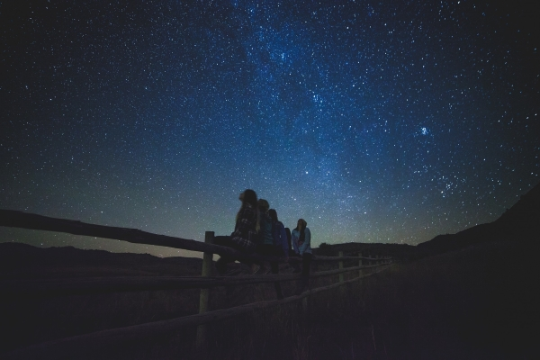 Stargazing at Skyline Sept. 28