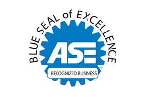 ase blue seal of excellence logo