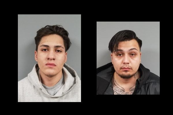 Mug shots of AR15 suspects