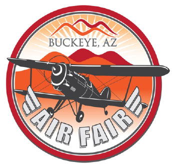 logo buckeye air fair