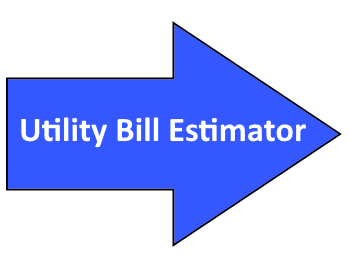 Bill Estimator Arrow