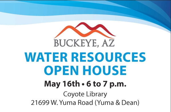 Water Resources Open House