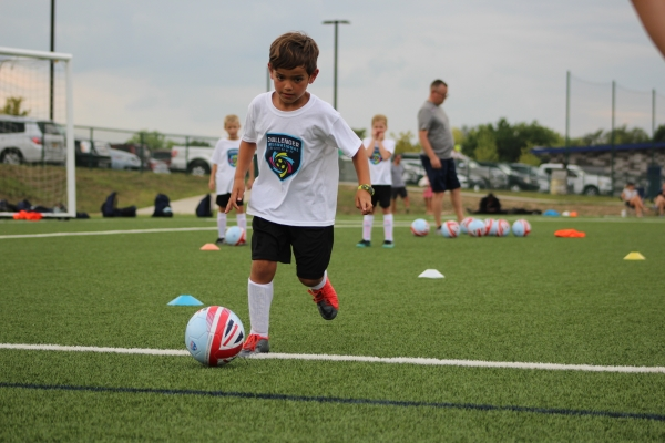 Register now for international soccer camp