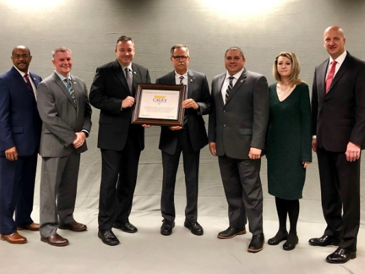Buckeye Police 911 Center Receives Highly Prized Recognition