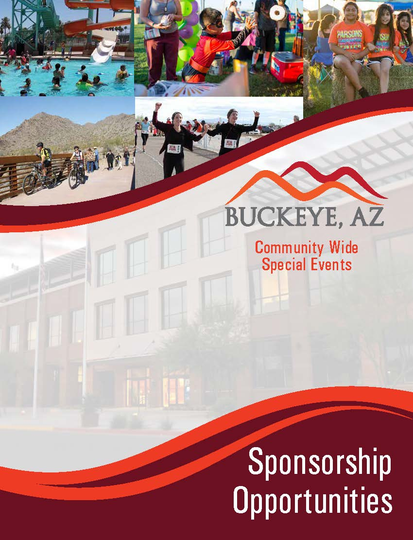Sponsorship Packet cover