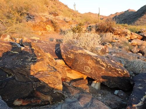 White Tank Petroglyphs