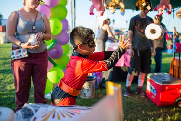 The 79th Annual Halloween Carnival is Oct. 26th