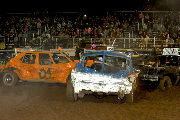Talk Derby at Buckeye's Fall Demolition Derby