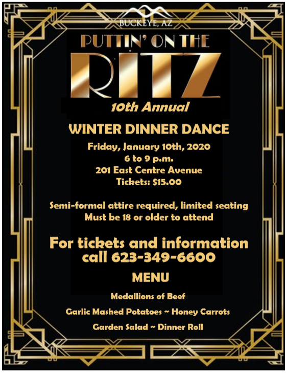 Winter Dinner Dance 2020