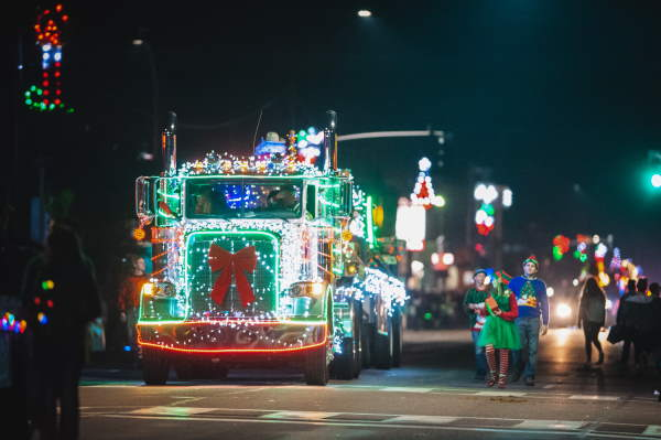 Glow on Monroe light parade is Dec. 14