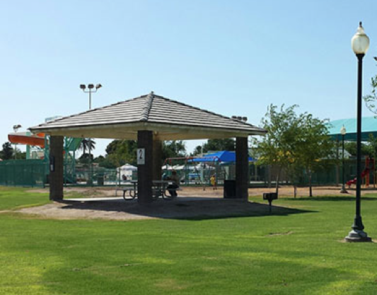 town park pavillion