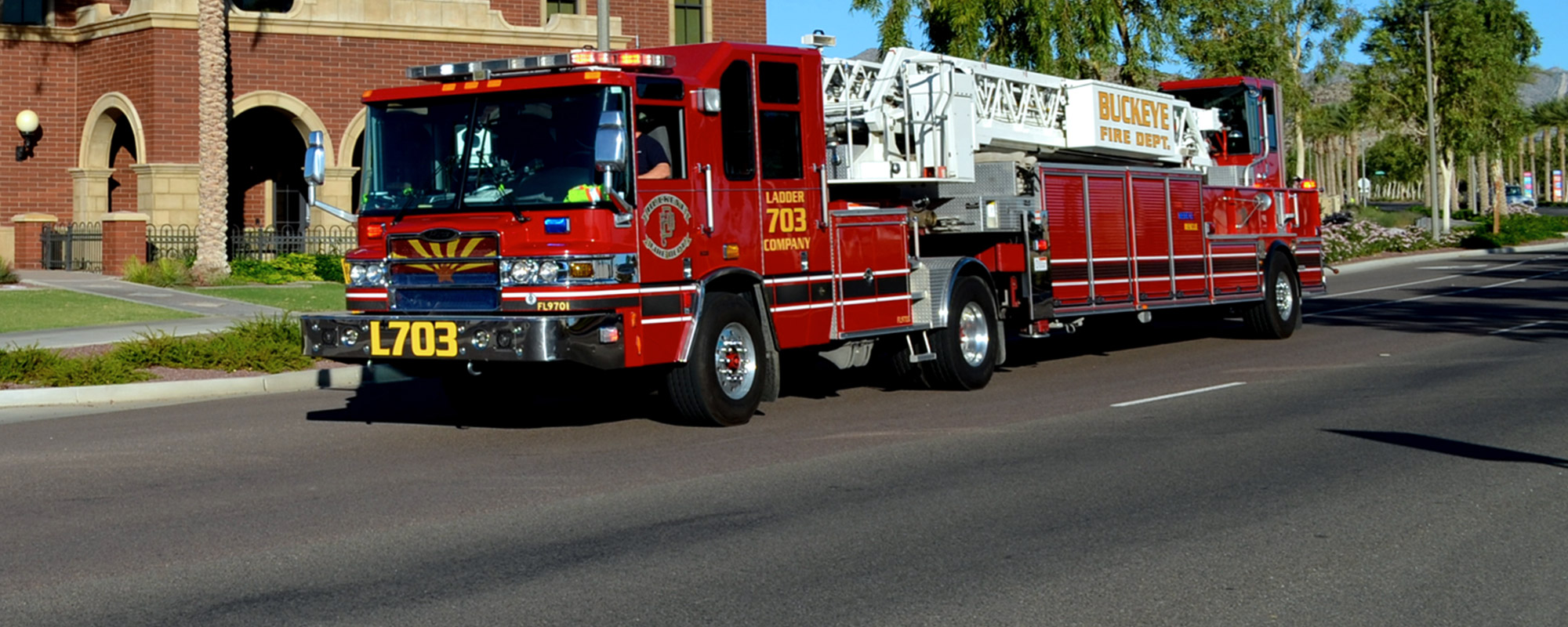 Buckeye and Buckeye Valley Fire Departments Form The First Joint COVID-19 Response Unit in Arizona
