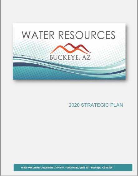 Water Resources Strategic Plan 2020 PDF 1.52MB 28 pages