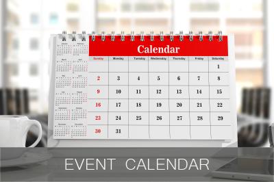 Event Calendar - Photo Icon