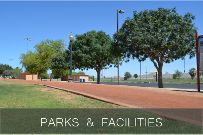 Parks and Facilities - Photo Icon