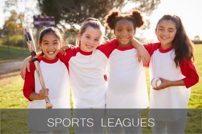 Sports Leagues - Photo Icon