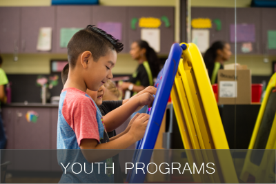 Youth Programs - Photo Icon