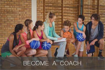 Become a Coach icon